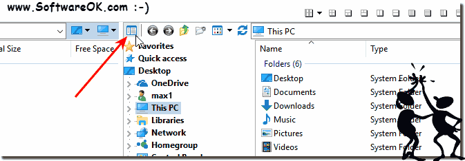 directory and folder