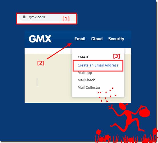 Email login www gmx de GMX Login