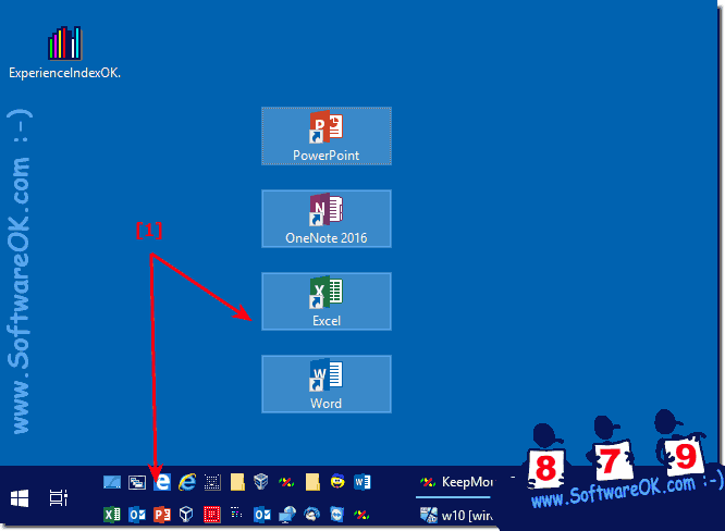 Microsoft Office 365 Quick Launch Bar!