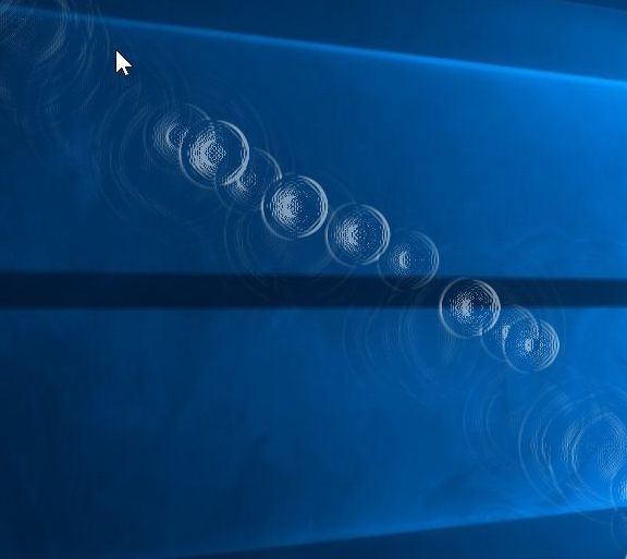 Raindrops on the Windows Desktop 4 all MS-OS